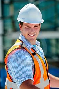 Civil Engineer Royalty Free Stock Image